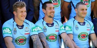 Mitchell Pearce