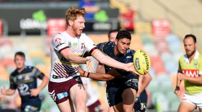 Sea Eagles Re Sign Brad Parker Zero Tackle