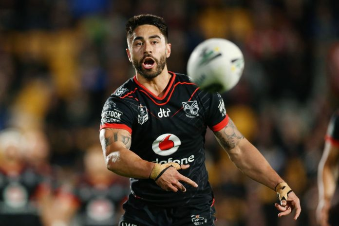 Shaun Johnson Signs For The Sharks