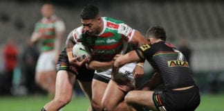 NRL Rd 7 - Panthers v Rabbitohs
