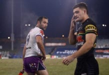 NRL Rd 6 - Panthers v Storm