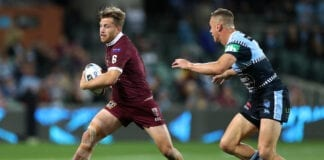 State of Origin - QLD v NSW: Game 1